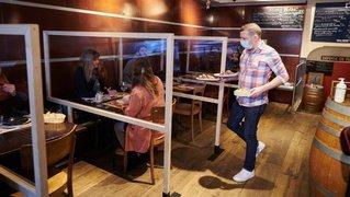 Restaurateurs neuchâtelois: soulagement après les annonces du Conseil fédéral