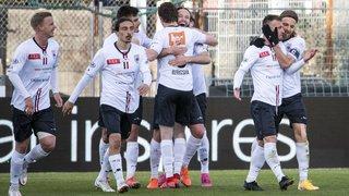 Football – Coupe de Suisse: Aarau en demi-finales