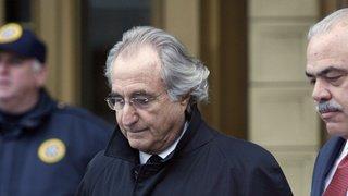 Bernie Madoff, auteur de la plus grande escroquerie, est mort en prison