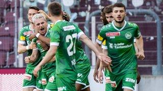 Football: Saint-Gall élimine Servette et se hisse en finale de la Coupe de Suisse