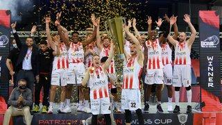 Basketball – Coupe de Suisse: deuxième trophée de la saison pour les Lions