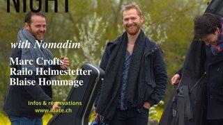Ibaté Jazz avec Nomadim
