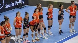 Volleyball: le NUC «a manqué de feu» face à Kanti Schaffhouse