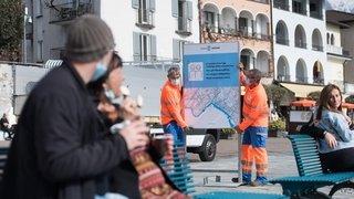 Coronavirus: les touristes vont se ruer au Tessin pour les vacances de Pâques