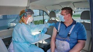 Coronavirus: comment les entreprises allemandes se préparent à vacciner massivement leurs salariés