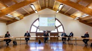 Le Conseil communal de Val-de-Ruz annonce son programme pour les trois prochaines années: des ambitions, mais peu de moyens