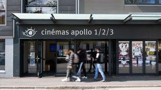 Les cinémas ont rouvert dans le canton de Neuchâtel