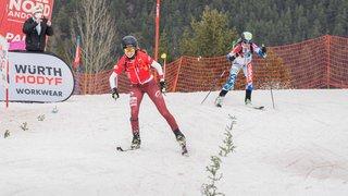 Ski-alpinisme: Marianne Fatton «pleinement satisfaite» de sa saison, mais…