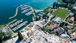 L'immobilier sur le littoral neuchâtelois en 2021