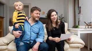 La famille ukrainienne établie à Noiraigue peut rester en Suisse