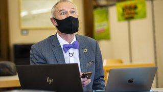 Cantonales 2021: attaqué sur le contournement de La Chaux-de-Fonds, le Vert Roby Tschopp dénonce une instrumentalisation