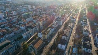 L'immobilier à La Chaux-de-Fonds en 2021