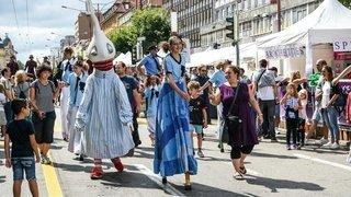 Covid-19: annulées, la Braderie de La Chaux-de-Fonds et la Fête des vendanges de Neuchâtel se préparent pour 2022