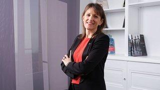 Michèle Frutiger dirigera la banque Piguet Galland à Neuchâtel