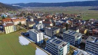 L'immobilier dans le Val-de-Ruz en 2021