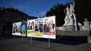 Canton de Neuchâtel: les programmes électoraux passés à la loupe