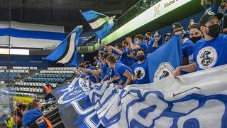 Hockey: près de 5000 Zougois ont fêté le titre de leur club