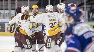 Hockey: Genève remporte le premier match face à Zurich, Zoug facile