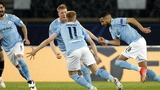 Football – Ligue des champions: longtemps malmené, Manchester City s'impose à Paris