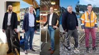 Canton de Neuchâtel: qui sont les barons de la construction?