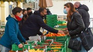 Peseux: «Ce marché redonne de la vie au village»