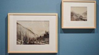 Magique ou mystique, la montagne s'exhibe au Musée des beaux-arts du Locle