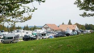 La légalisation du parking du Soliat est en cours au Creux-du-Van