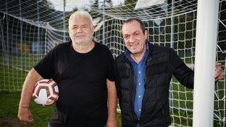 L'ANF et les mesures sanitaires: Antonio Montemagno et Pierre Günthard montent au front