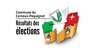 Cantonales 2021: les résultats du 2e tour au Cerneux-Péquignot