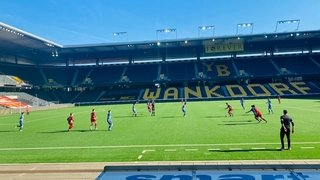 Expérience inoubliable pour les Inters B du Team Littoral au Wankdorf