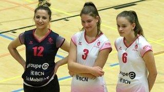 Volleyball: les trois joueuses «maison» de Valtra restent