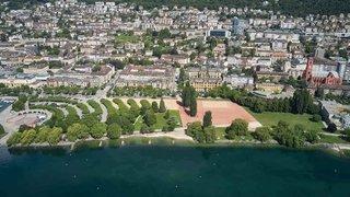 «Les rives du lac de Neuchâtel ne sont ni une discothèque à ciel ouvert, ni une poubelle»