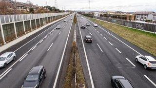 Vaud – A1: flashée à 159km/h puis à 261km/h entre Nyon et Rolle