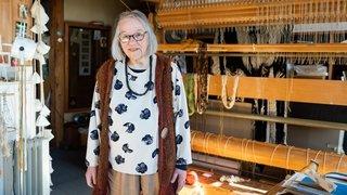 La Chaux-de-Fonds: Jeanne-Odette tisse les fils de sa vie au Musée des beaux-arts