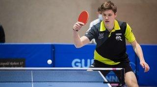 Tennis de table: le CTT La Chaux-de-Fonds est proche du but