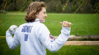 Escrime: Vanie Gogniat et Pauline Heubi sur le podium des championnats de Suisse juniors