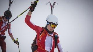 L'équipe de Suisse, dont fait partie Marianne Fatton, sanctionnée à cause des règles sur le Covid-19