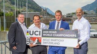 Cyclisme: Aigle-Martigny n'a pas abandonné l'espoir d'organiser les Mondiaux à brève échéance