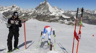 Ski alpin: le Cervin aura-t-il bientôt sa descente de Coupe du monde?