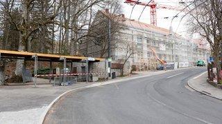 La Chaux-de-Fonds: le musée se construit avec des briques… françaises