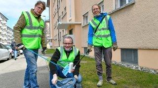 La Chaux-de-Fonds: samedi putzday, «une opération pédagogique, et non démagogique!»