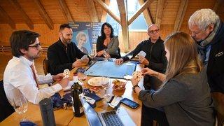 Neuchâtel: les élections cantonales en images