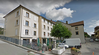 Cormondrèche: immeuble évacué à cause d'un incendie