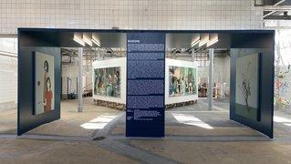 «Rhizome», l'exposition onirique de Tenko à Quartier général