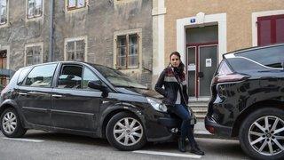 Son premier hiver à La Chaux-de-Fonds: «J'ai retrouvé ma voiture défoncée»