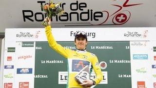 Geraint Thomas enlève le Tour de Romandie des «survivants»