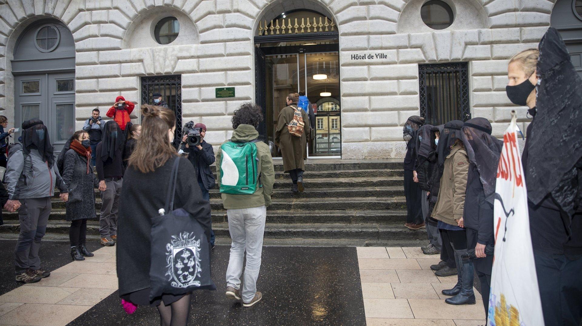 «Le contrat social est rompu», plaide un militant lors du procès d'Extinction Rebellion à Neuchâtel