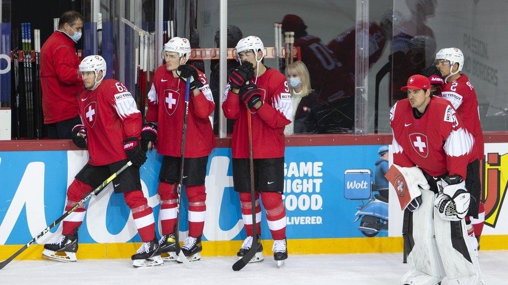 Aucun joueur de l'équipe suisse ne peut être pointé du doigt.