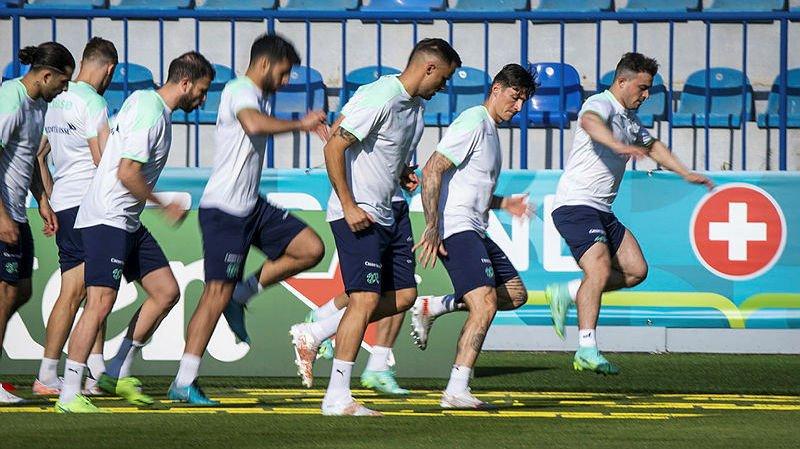 L'équipe de Suisse veut aller au-delà des huitièmes de finale de l'Euro.