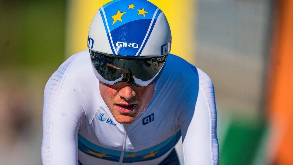 Stefan Küng ne veut pas sacrifier le Tour de France en pensant aux Jeux olympiques.